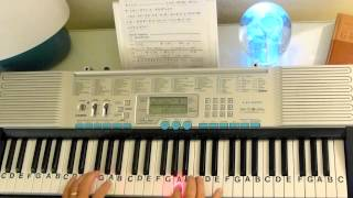 How to Play ~ We Belong Together ~ Ritchie Valens ~ LetterNotePlayer ©
