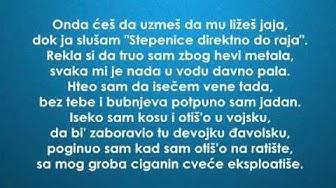 Bad Copy - Metalac lyrics (album Krigle 2013)