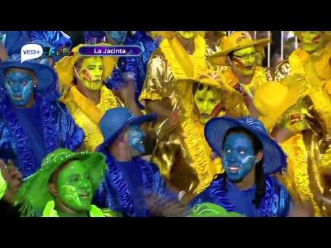 Desfile de Llamadas – La Jacinta