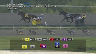 Mohawk, Sbred, Aug. 25, 2016 Race 1