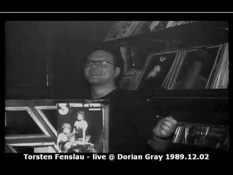 Torsten Fenslau - live @ Dorian Gray 1989.12.02