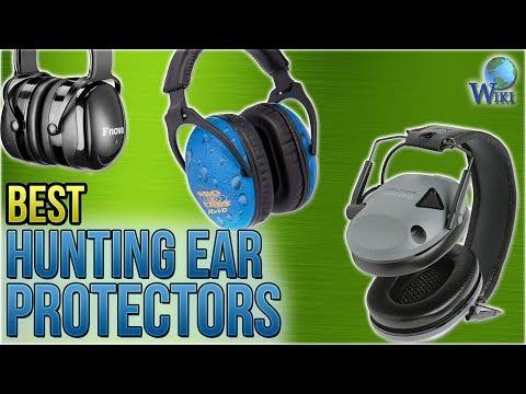 10 Best Hunting Ear Protectors 2018
