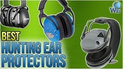 10 Best Hunting Ear Protectors 2018