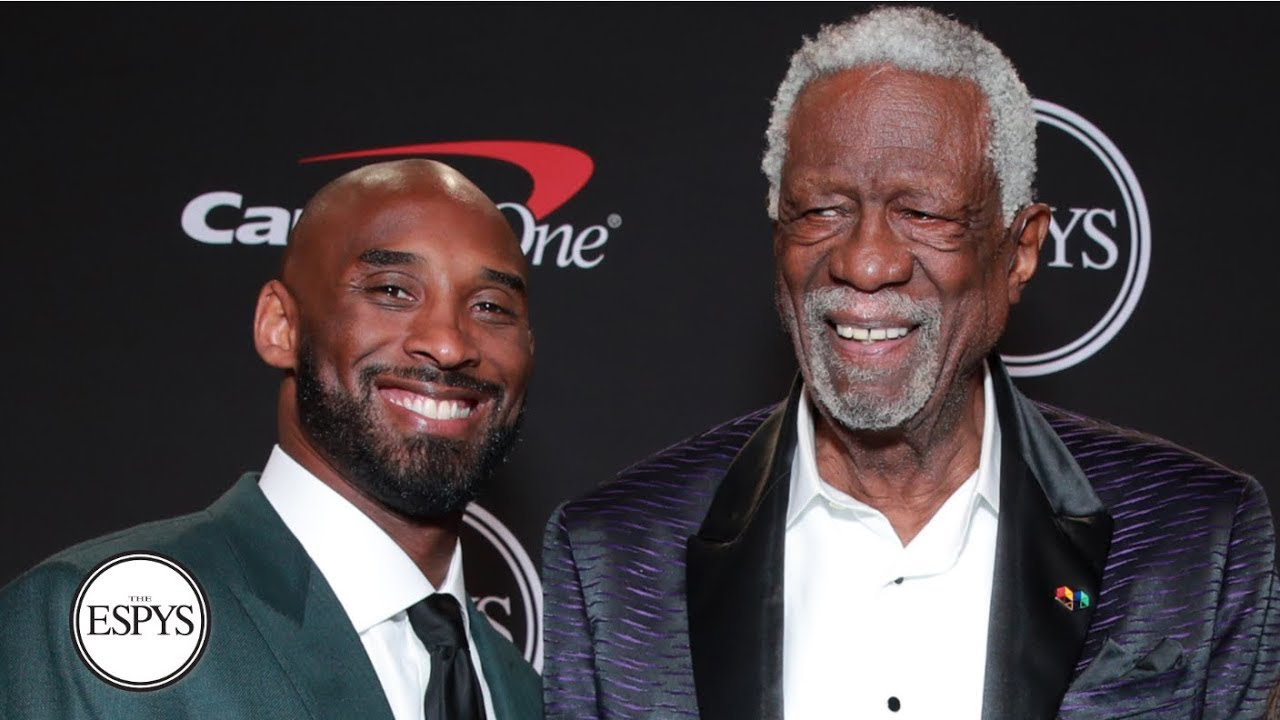 Bill Russell to receive Arthur Ashe Courage Award at 2019 ESPY Awards