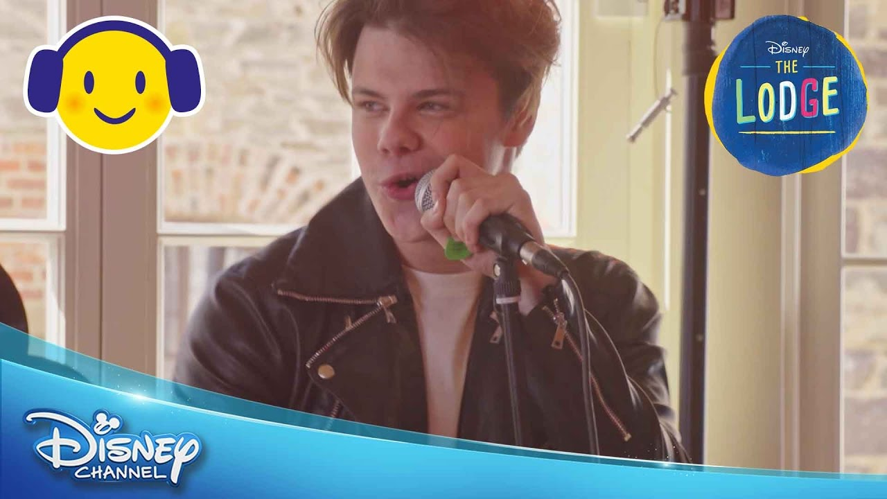 The Lodge Tell It Like It Is Music Video Official Disney Channel Uk Youtube