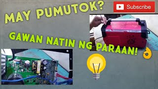 How  To Fix Inverter Welding Machine (Tagalog)