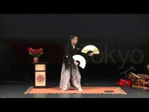 江戸古典奇術『手妻』: 藤山 晃太郎 at TEDxTokyo (Việt Sub)