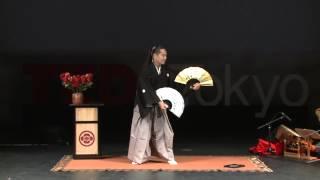 江戸古典奇術『手妻』: 藤山 晃太郎 at TEDxTokyo (日本語)