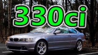 Regular Car Reviews: 2005 BMW 330Ci