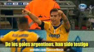 Canción Tottenham vs Juventus 1 2 Parodia Bad Bunny   Amorfoda