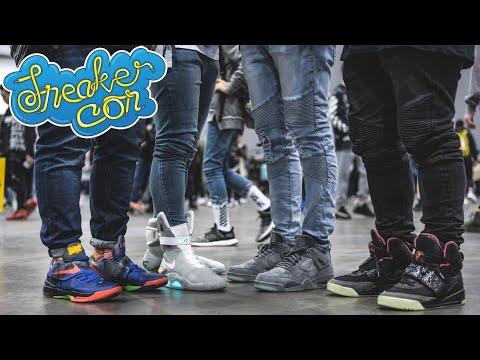 Sneakercon Melbourne Australia 2017