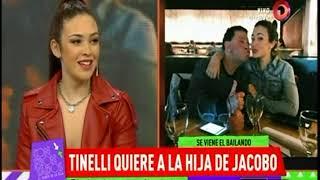 Hija de Jacobo Winograd podría participar en el Bailando