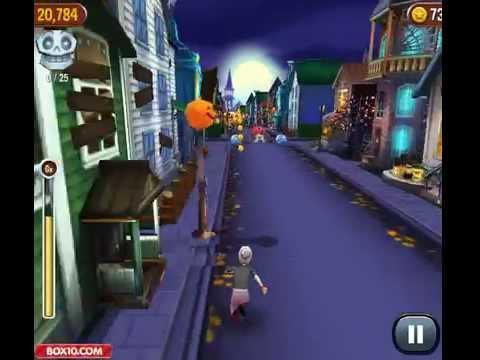 Angry Gran Run: Halloween (Злая бабуля Бежит: Хэллоуин)