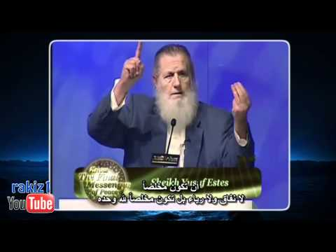 Influential section - Yusuf Estes with a young Christian - مترجم