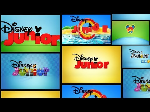 Compilation Of Breaks | Disney Junior Spain Continuity & Ads [July 30, 2017] - Disney Junior España