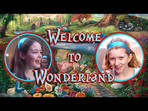 Welcome to Wonderland by SpiritYPC - Lyric Video