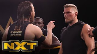 Adam Cole vows to end Pat McAfee: WWE NXT, Aug. 19, 2020
