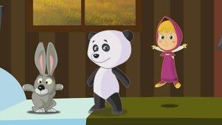 5 Scimmiette saltavano sul letto - Canzoni per bambini e bimbi piccoli di Dolci Melodie