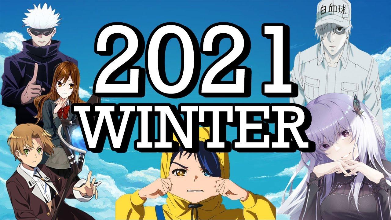 Winter Anime 20