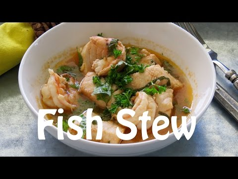 Fish Stew Recipe -- The Frugal Chef