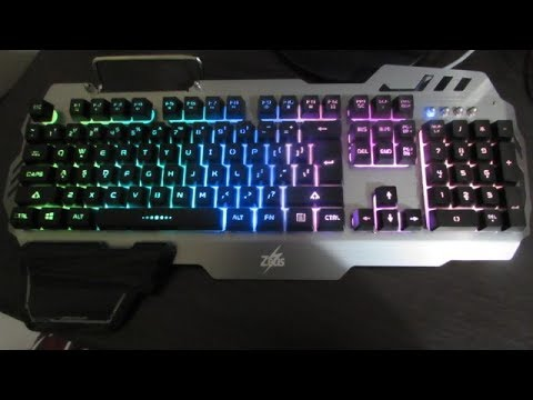 5d072f8a066 Zeus Mk-880 Light modes + Sound Test - YouTube