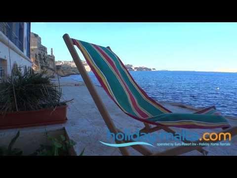 Birgu Apartment in Malta, visit Vittoriosa Marina, Senglea , Valletta (R096)
