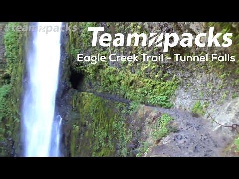 Zpacks - Eagle Creek Trail - Tunnel Falls