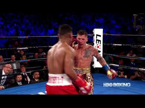 Fight highlights: Yuriorkis Gamboa vs. Jason Sosa (HBO World Championship Boxing)