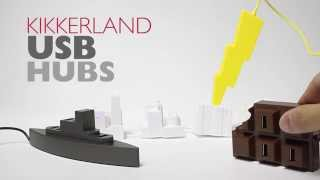 Kikkerland - Usb Hubs