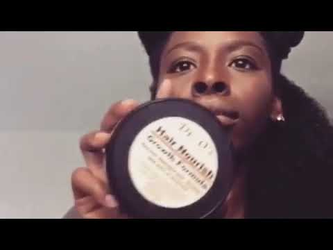 Best Hair Butter on the market. Dr. O's Hair Nourish