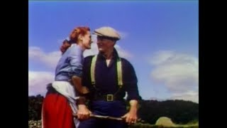 "Maureen O'Hara's Unquiet Whisper In ""THE QUIET MAN"" (1952)"