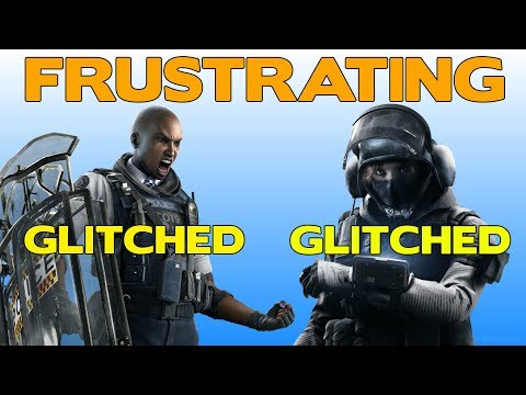 Clash Glitch, IQ Glitch, And Deployable Shield Glitch Oh My...