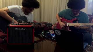 Cairokee - Ethbat Makanak (Guitar Cover)- كايروكي - اثبت مكانك