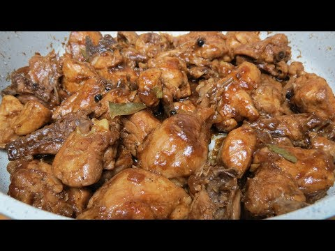 HOW To MAKE BEST CHICKEN ADOBO
