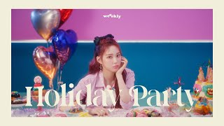 Weeekly(위클리) : 4th Mini Album  [Play Game : Holiday] Concept Film #F - Zoa(조아)