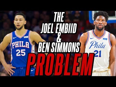 The BIG Problem That The Philadelphia 76ers CAN'T IGNORE with Embiid and Simmons