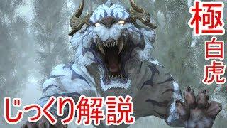 【紅蓮FF14】極白虎征魂戦(タンクLB法)【じっくり解説】