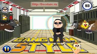 Nhac Han Quoc | GangNam style Game mới nhất trên thị trường | GangNam style Game moi nhat tren thi truong