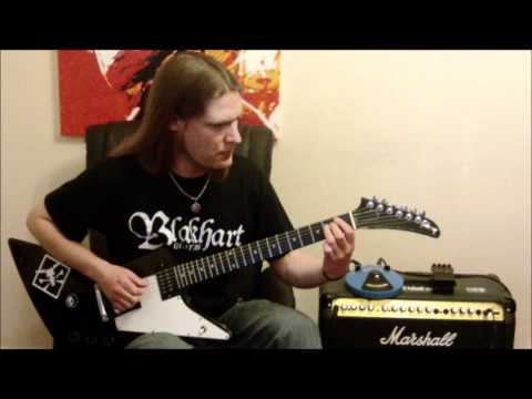 BA Guitar Tuition - Doom Special Part 2 - What makes a great Doom Riff?