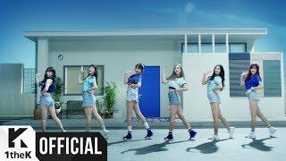 [MV] GFRIEND(여자친구) _ Sunny Summer(여름여름해) (Choreography Ver.)