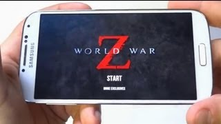 World War Z Android/IOS Gameplay Part 1 - Fliptroniks.com