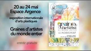 Promotion Graines d'artistes du monde entier 2014 - Canal32