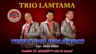 Trio Lamtama - Terlanjur Holongki (Official Lyric Video)