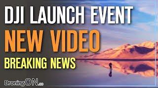 Video DroningON | DJI 'See Bigger Picture' Event Trailer Leaked/Released download MP3, 3GP, MP4, WEBM, AVI, FLV September 2018