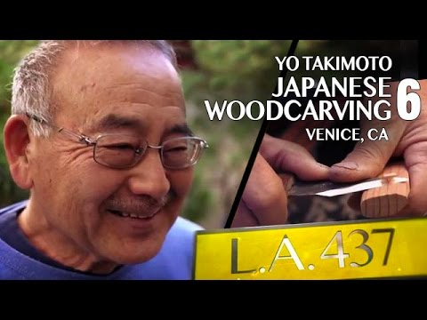 L.A. 437 - Episode 6: Japanese Woodcarving with Yo Takimoto