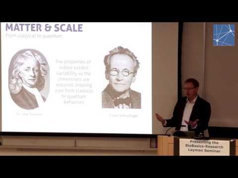 Nanotechnology, the Brain and the Future of Computing - Adam Stieg, PhD