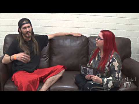 Incite interview by FeMetal TV