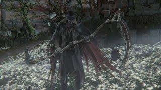 Dark Souls 3 : Gehrman (Bloodborne Cosplay)