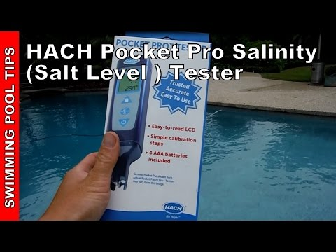 Pocket Pro Salinity Tester #9531600 by Hach®