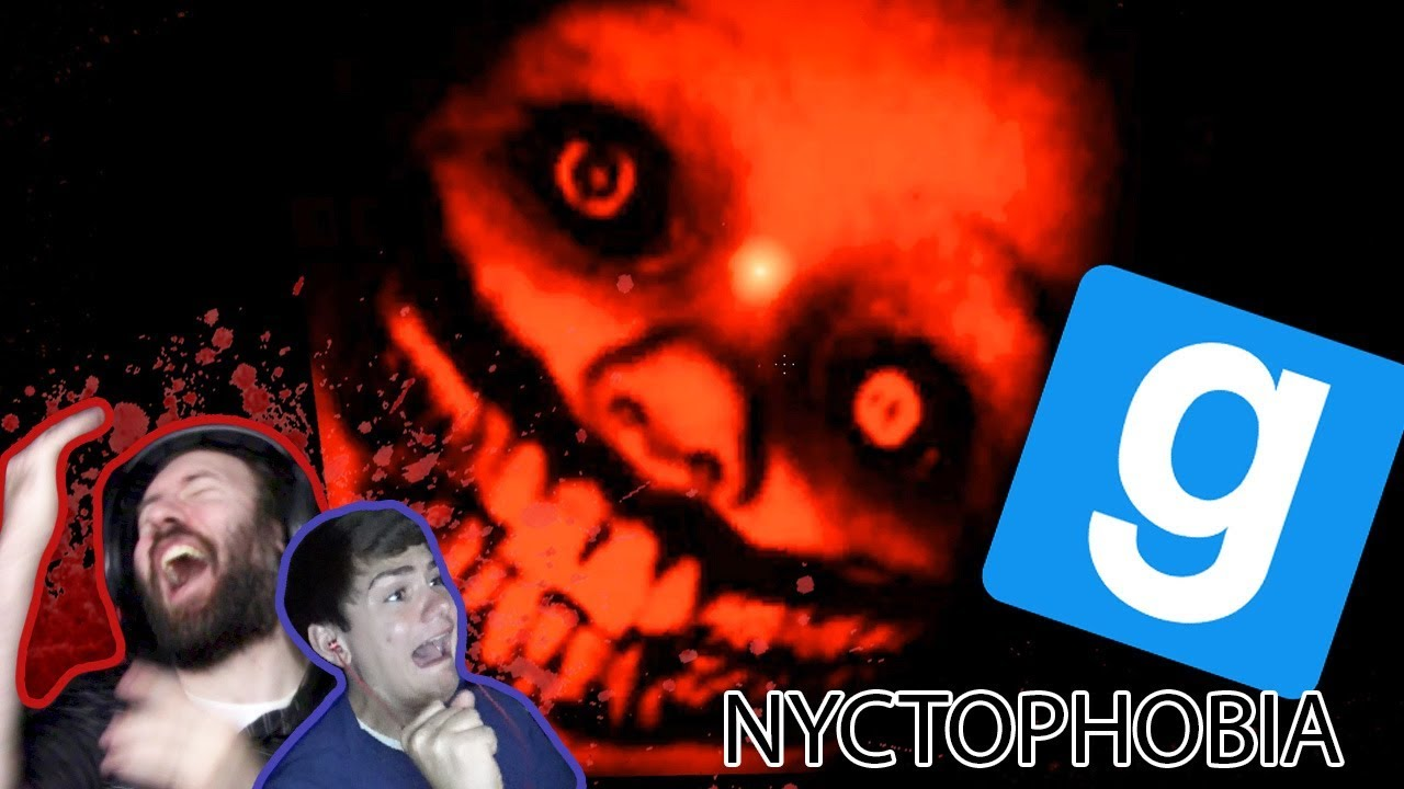 WE... WIN? | GMod Horror Maps: Nyctophobia Part 2 ... on team fortress 2 horror maps, gary mod horror maps, minecraft horror maps, venturiantale horror maps, venturian gmod horror maps, garry's mod adult maps, roblox horror maps,
